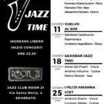 """""""Jazz Time"""": continua la raffinata rassegna musicale al Jazz Club Room 21 di Soverato"""