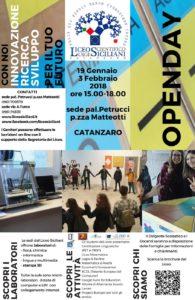 """Tradizione e innovazione per l'Open Day del Liceo """"Siciliani"""" di Catanzaro"""