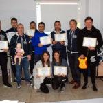 Otto nuovi operatori di Primo Soccorso BLSD con l'utilizzo del defibrillatore formati a Cirò Marina