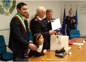 Dopo 23 anni il Maresciallo di Cello lascia il comando della stazione di Soverato