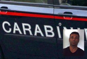 Era ricercato da un mese per furto aggravato, pregiudicato arrestato