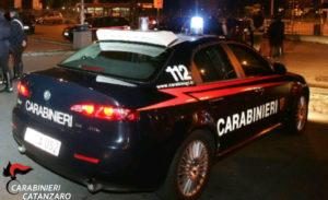 Catanzaro – Atti persecutori e violenza privata, due arresti