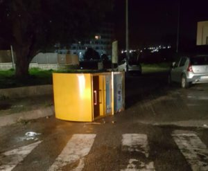 Forte vento a Catanzaro – Il sindaco ha allertato polizia locale, tecnici comunali e gruppo protezione civile