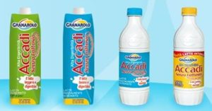 Il Ministero della Salute richiama latte Accadì Granarolo per rischio fisico, ecco i lotti