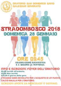 """Soverato – Domenica 28 gennaio la 9ª Edizione della """"Stradonbosco"""""""
