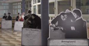 Al Politeama di Catanzaro anteprima mostra per il cinquantenario della scomparsa di Totò