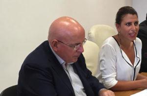 Regione Calabria – Oliverio revoca l'assessore Roccisano