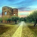 """Mercoledì 3 gennaio al Parco archeologico Scolacium a Roccelletta di Borgia """"Natale ed altre Feste nel mondo"""""""