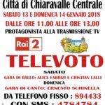 Chiaravalle sfida Auronzo di Cadore, per vincere sarà decisivo il televoto