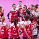 Vittoria netta del Volley Soverato a Montecchio e quinto successo consecutivo
