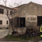 Incendio in un appartamento nel comune di Botricello.