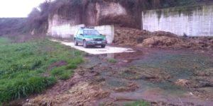 Sequestrata platea e pozzo per stoccaggio rifiuti zootecnici
