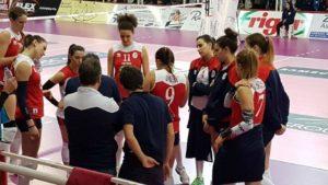 Vittoria del Volley Soverato al quinto set contro Cuneo