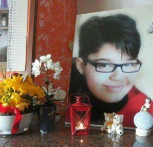 Il piccolo Matteo Battaglia è stato ucciso due volte