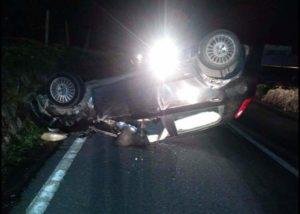 Incidente sulla Ss 106 tra Isca e Badolato