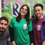 """La Ra.Gi. Onlus è in partnership con i volontari del progetto """"Maria S.S. di Pompei"""""""