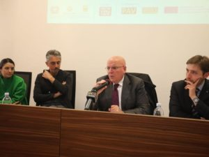 "Presentazione del progetto ""Europe Connection"""