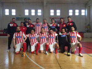 Calcio a 5 | Club Quadrifoglio Soverato – Maracanà 5-1