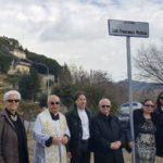 """Universo Minori"" ha intitolato la rotatoria di via Galiani al Venerabile Don Francesco Mottola"