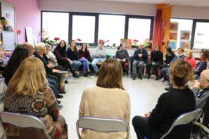 Il tema della perdita al centro del Dementia Café di febbraio