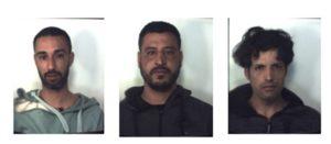 Sorpresi a rubare in supermercato aggrediscono vigilantes e carabinieri, tre arresti