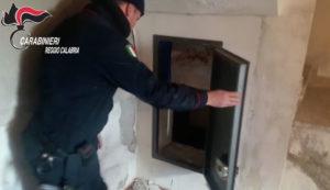 'Ndrangheta – Scoperti tre bunker in abitazioni