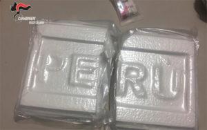 Sorpreso con mezzo chilo di cocaina, 54enne arrestato