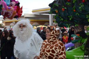 FOTO   Soverato – Successo per la quarta edizione di Carnevale Insieme