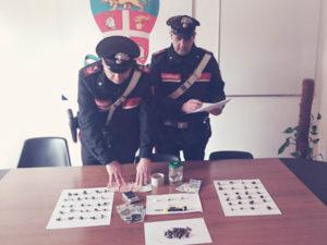 Arrestati dai carabinieri due giovani per droga