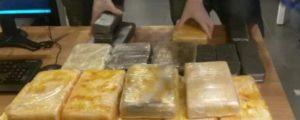 Droga, arrestato un calabrese in Inghilterra. Sequestrati 500 kg di cocaina