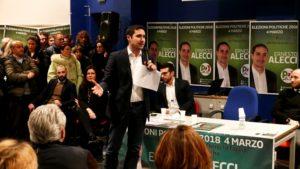 Soverato – Ernesto Alecci presenta la sua candidatura alla Camera