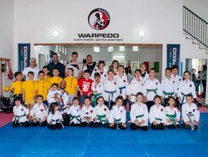 Week end speciale per gli atleti della scuola Olimpia di Crotone