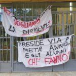 La protesta degli studenti di Chiaravalle Centrale arriva a Catanzaro