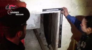 """Arrestato Leo Morabito detto """"scassaporte"""", in casa aveva anche un bunker"""