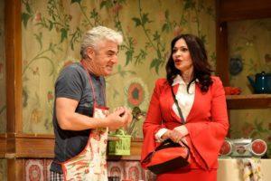 Straordinario successo per Biagio Izzo al Teatro Grandinetti di Lamezia Terme