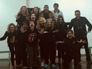Dare voce: Successo per il Lab di Matteo Belli