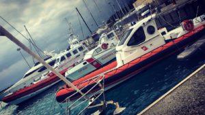 Pesca illegale del novellame di sarda, sequestrate mille metri di reti