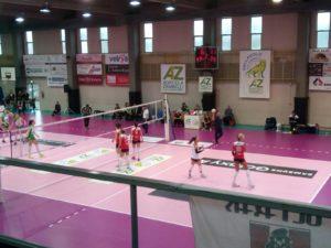 In Umbria seconda sconfitta del Volley Soverato. Orvieto vince in quattro set