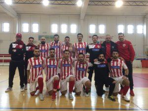 Calcio a 5 – Splendida vittoria per il Club Quadrifoglio Soverato