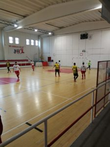 Calcio a 5 | Club Quadrifoglio Soverato – Young People Catanzaro 13-0