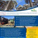 Treni turistici: in arrivo il Treno dei Giganti della Sila