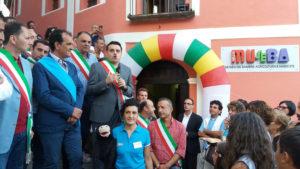 Il Museba di Sellia, museo dei bambini, Agricoltura e Ambiente, sarà intitolato a Fabrizio Frizzi