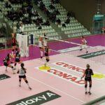 Trasferta amara per il Volley Soverato, sconfitta in 4 set dal Conad Ravenna