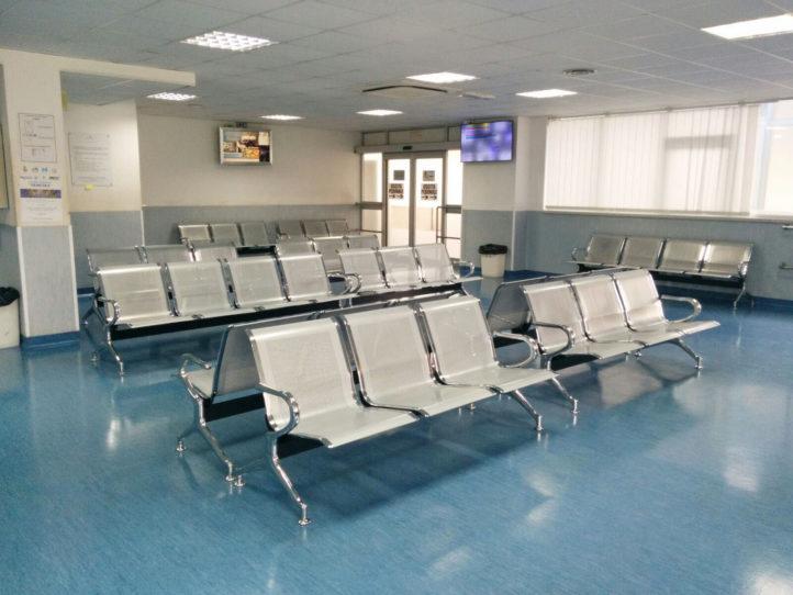 La Sala D Attesa.Migliorato Il Confort Della Sala D Attesa Del Pronto Soccorso Di