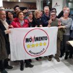 Soverato,grande festa per celebrare la vittoria elettorale di Silvia Vono