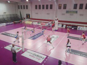 Volley Soverato – Tre punti nel match contro Olbia