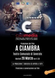 """Martedì 20 Marzo al Teatro di Soverato la proiezione gratuita del film """"A Ciambra"""""""