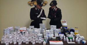 Sequestrati oltre 500 confezioni di medicinali anabolizzanti, 29enne arrestato