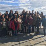 """Delegazione del """"Malafarina"""" di Soverato in Grecia per l'Erasmus"""