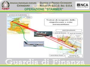 'Ndrangheta – Traffico internazionale di cocaina, chiesti 448 anni di carcere